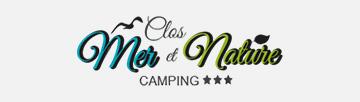 Camping Clos Mer Et Nature Mer Logo 00